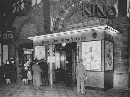 Kino på Hovedbanegården