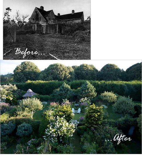 grey gardens mansion | grey gardens before and after victoria fensterer