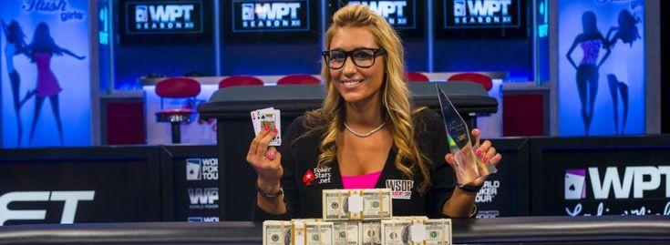 Vanessa Rousso Poker Strategy - PokerVIP