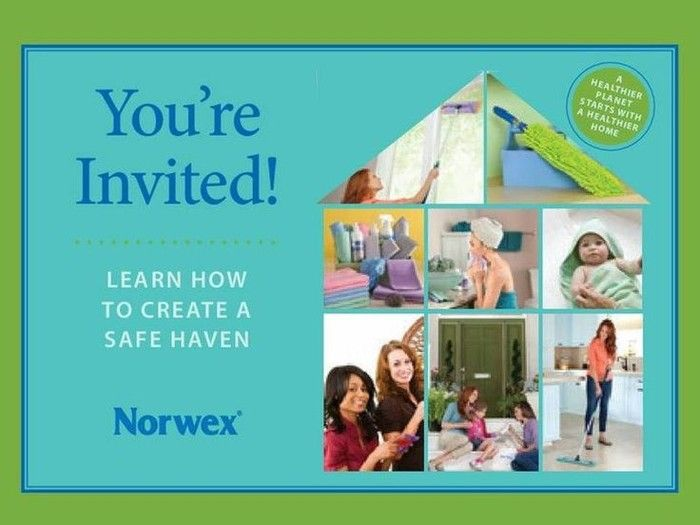 Your Clean Queen Norwex Party | Smore