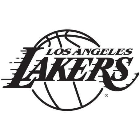 Los Angeles Lakers Logo Wall Decal Sports Lakers Pinterest Logos And