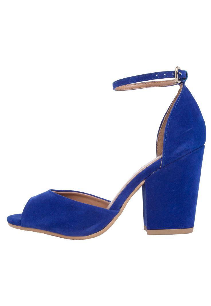 Sandália Masiero Azul - Compre Agora   Dafiti Brasil
