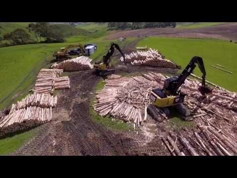 Black Contracting Ltd - Otago, NZ - YouTube