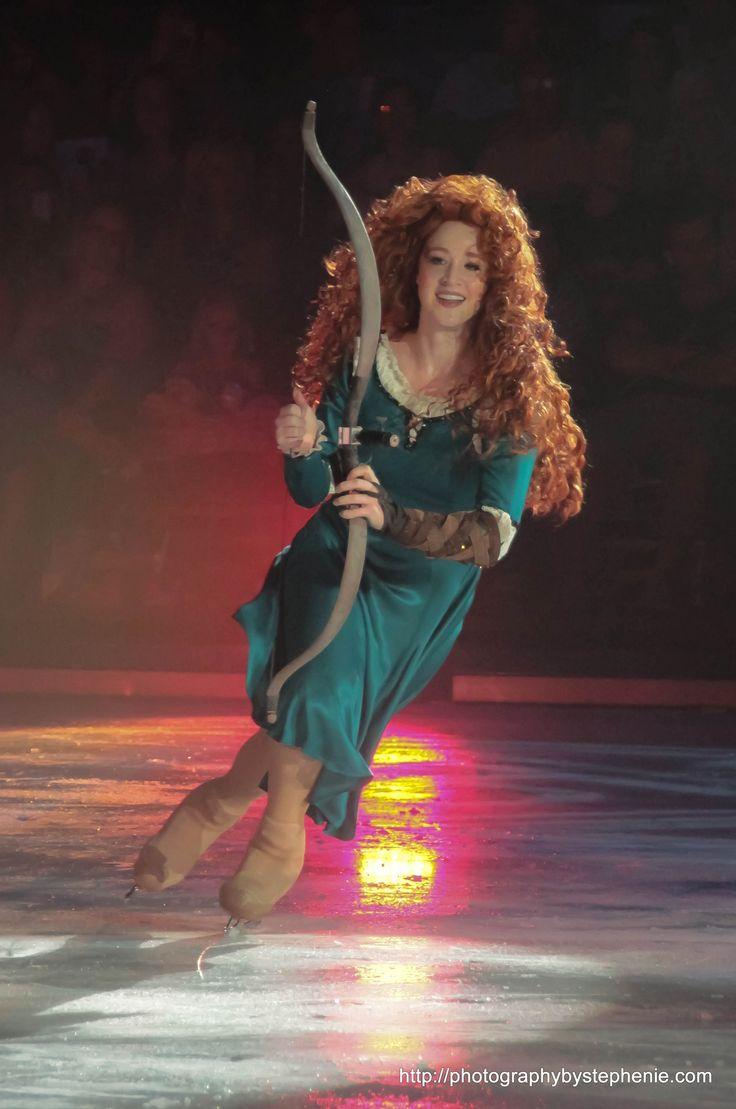 Disney on Ice: Rockin' Ever After Merida
