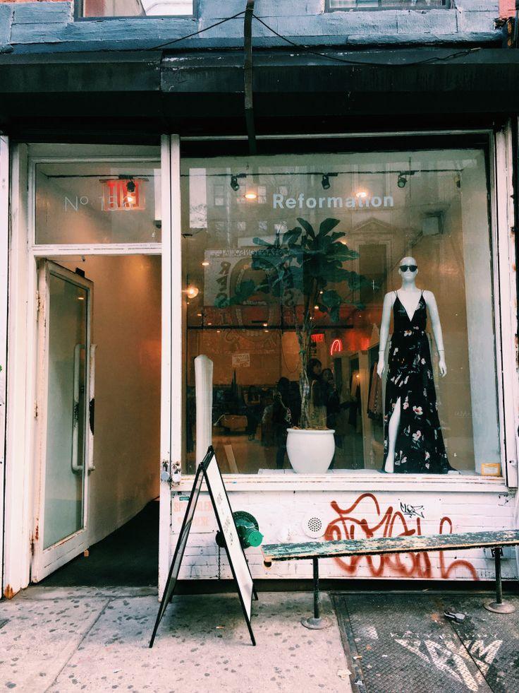 NEW YORK FASHION CITY GUIDE | Éléonore Terzian - eleonoreterzian.com