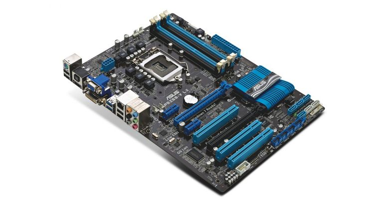 A bargain motherboard with a serious chipset