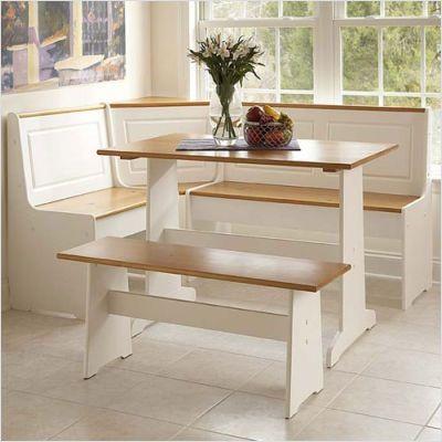 Kitchen Nook Sets | Kitchen Nooks | Corner Kitchen Nook Furniture