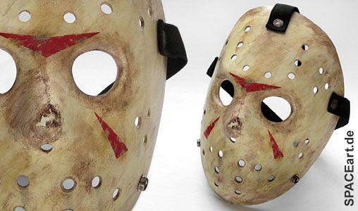 Freitag der 13. (2009): Jason Voorhees Maske