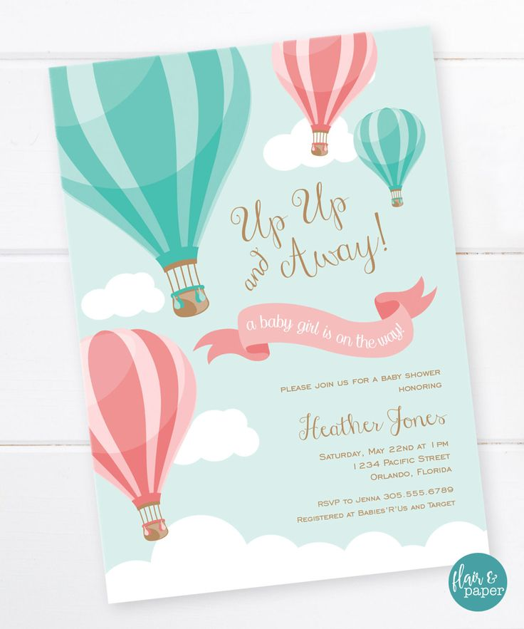 181 best Baby Shower invitations images on Pinterest | Card stock ...