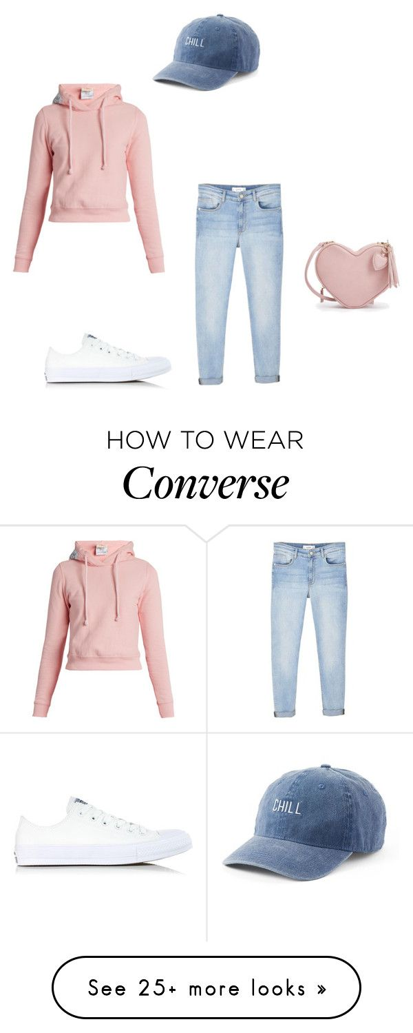 """Untitled #1082"" by lolatruth on Polyvore featuring Vetements, SO, MANGO and Converse"