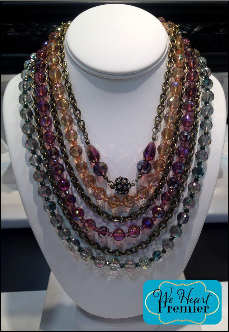 Kaleidoscope Necklace. #pdstyle