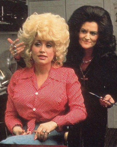 Big-ass hair knows best how to do more big-ass hair. Love you Dolly, no matter what <3