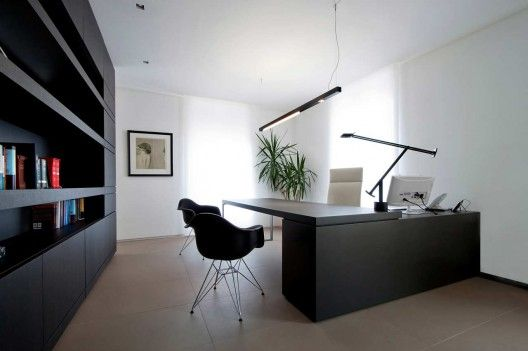 F_A Law Office / Chiavola+Sanfilippo Architects | ArchDaily
