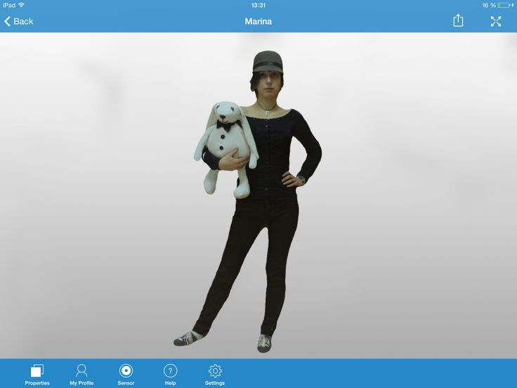 3D scanner app for iPad can now fashion full body scans for cute figurines and more