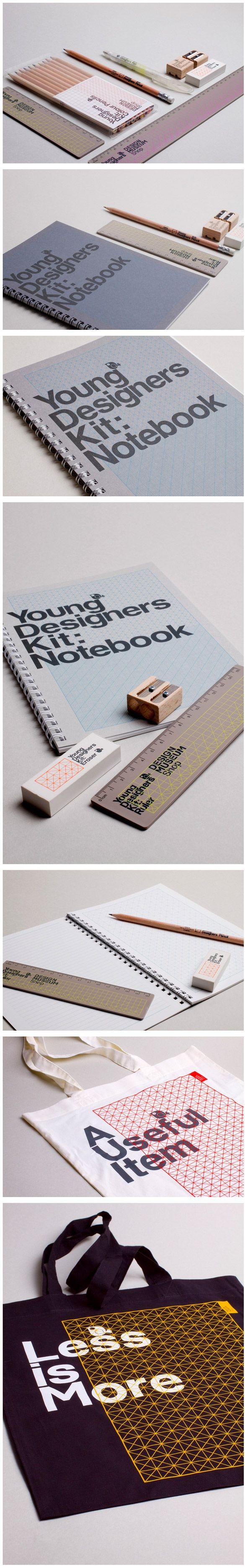 designerkit Le kit de survie du jeune designer !