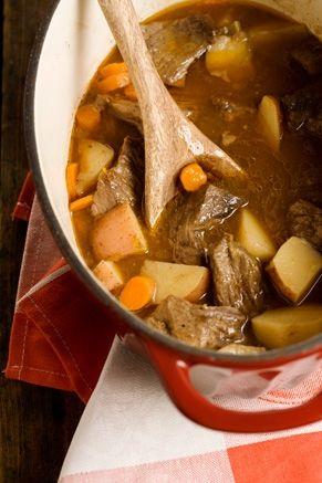 Old Time Beef Stew - Paula Deen