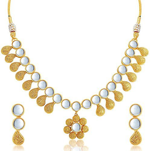 Dazzling Indian Bollywood Gold Plated Ethnic Traditional ... https://www.amazon.com/dp/B01N0OVOZ1/ref=cm_sw_r_pi_dp_x_F0RMyb4QSNVCK
