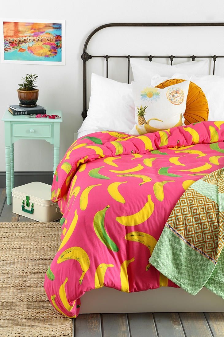 Urban Outfitters - Banana Duvet cover