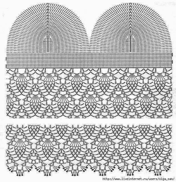 corpiño a crochet - Buscar con Google