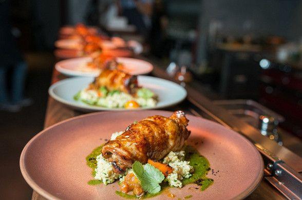 Цыпленок по-маррокански рецепт – основные блюда. «Афиша-Еда»