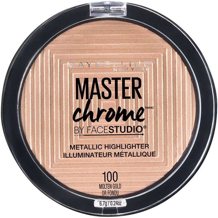 Maybelline Studio Master Chrome Metallic Highlighter