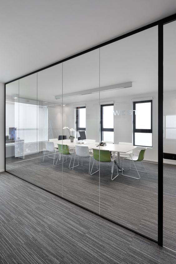 Looking For A Beautiful Open Space Modern Office Omni Furniture Is