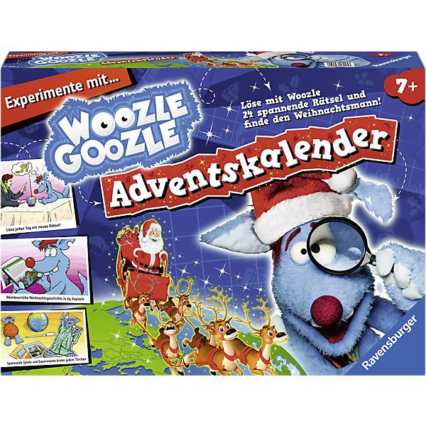 Woozle Goozle Adventskalender, Ravensburger | myToys