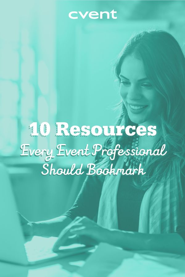 10 Resources Every Event Professional Should Bookmark