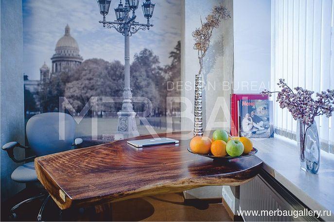 wood Table, suar slab