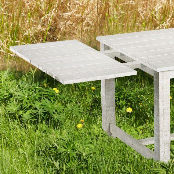 Outdoor Tischseitenteile 2 Tlg Lordi Gartenmobel Outdoor Mobel Outdoor Tisch