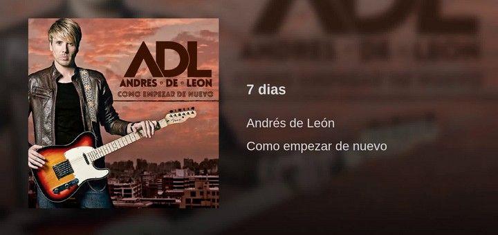 Click here for a Spanish worksheet based on Andrés de León - 7 días. Great song for the days of the week in Spanish! (Canción de los días de la semana)