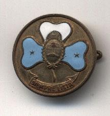 Extinct-Argentina-Girl-Guide-Promise-badge