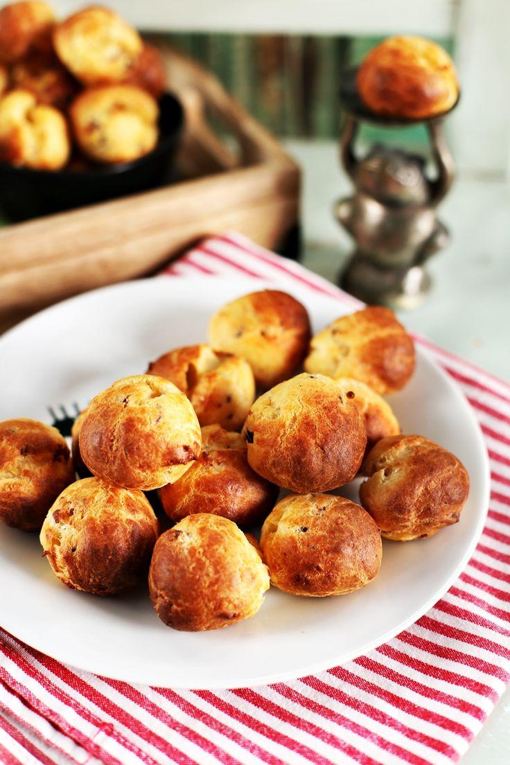 Nassoljatok baconos sajtgolyókat! • Fördős Zé Magazin