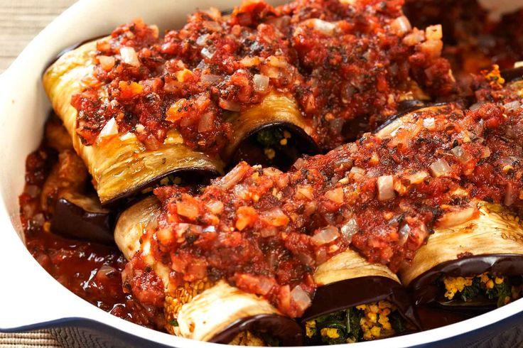 Eggplant Rollatini - Forks Over Knives