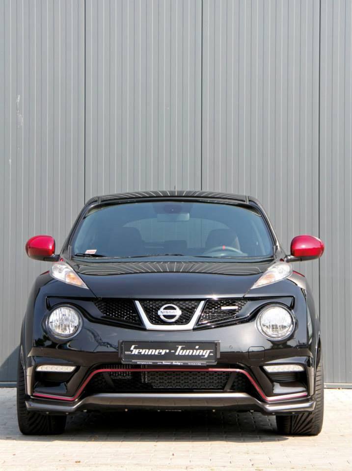 Merveilleux Nissan Juke Nismo Tuned By Senner