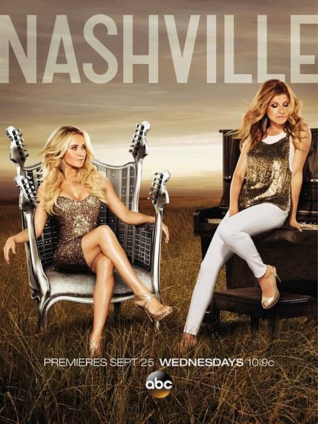 """Nashville - Season 3. The only """"soap opera"""" I've ever gotten in to."""