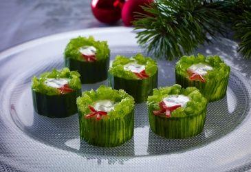 Hvordan lage spiselige mini-julekranser – frukt.no