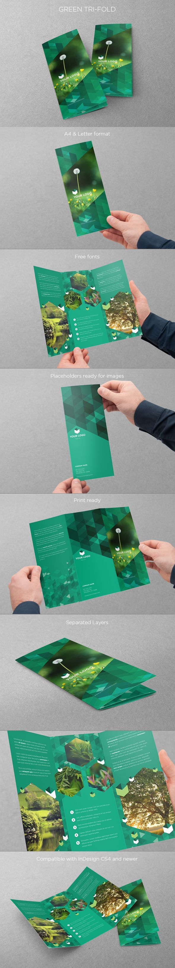 design for eco brochures - Google Search