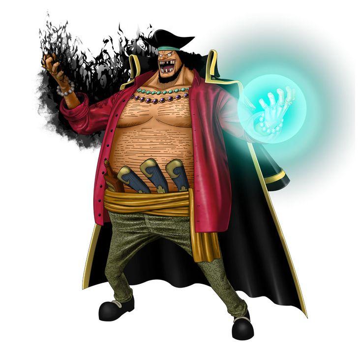 Blackbeard und die Macht der Teufelsfrucht: ONE PIECE BURNING BLOOD