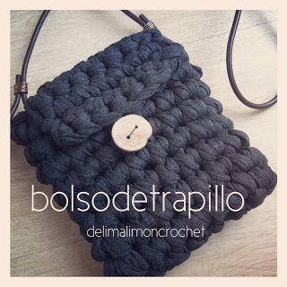 Bolso #trapillo #tutorial