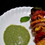 vegie recipies of india