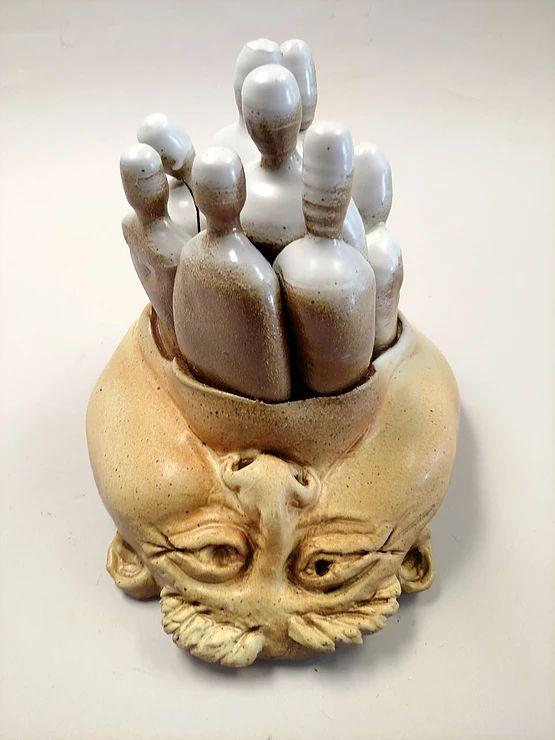 17 Best Images About Ceramics Sculptural On Pinterest
