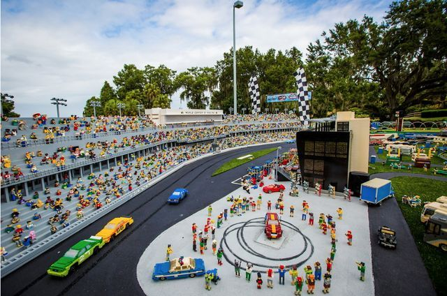 Miniland USA Legoland Florida - Merlin Entertainments Group