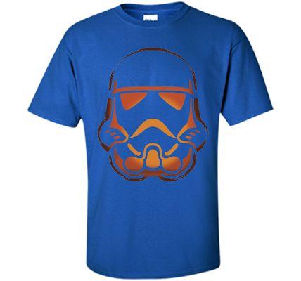 Star Wars Stormtrooper Pumpkin Carving Halloween T-Shirt t-shirt