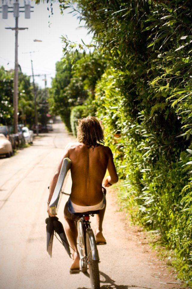 have a thing for surfer boys and no you don't need to see his face even I don't think I've ever dated anyone that could truly surf Geesh I used to compete what's with me gr
