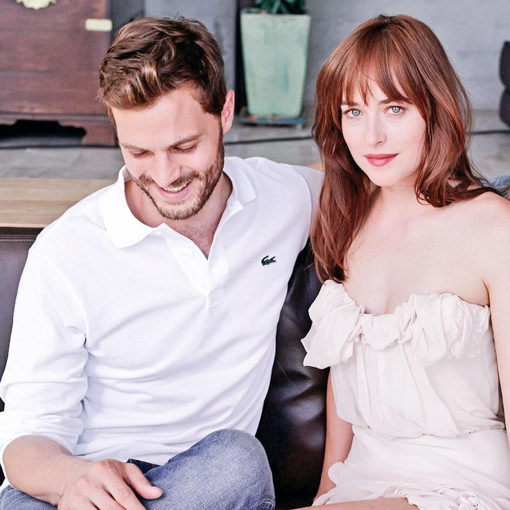 photoshoot oficial de dakota johnson jamie dornan y sam taylor johnson 2 50 sombras spain. Black Bedroom Furniture Sets. Home Design Ideas