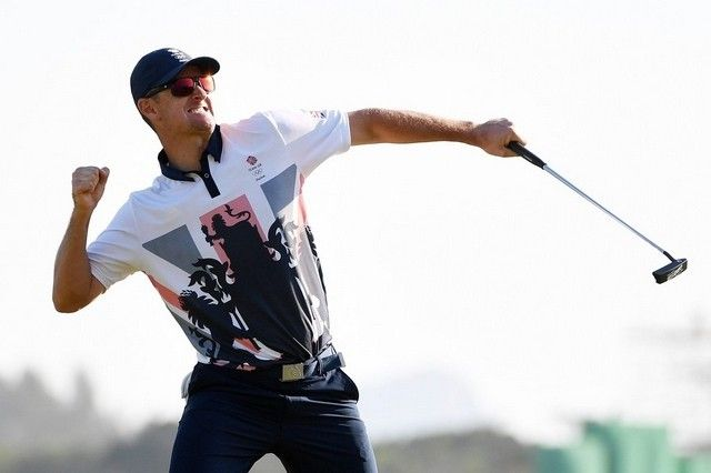 Rio 2016: First Olympic golf gold in 112 years goes to Great Britain and Justin Rose