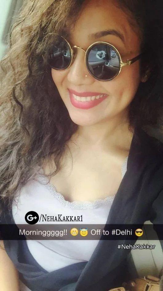 Neha Kakkar Kala Chashma