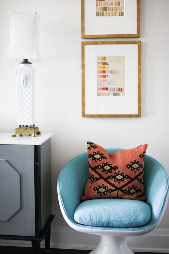 The Right Artwork Can Take A Dull Area And Make It Over The Top.
