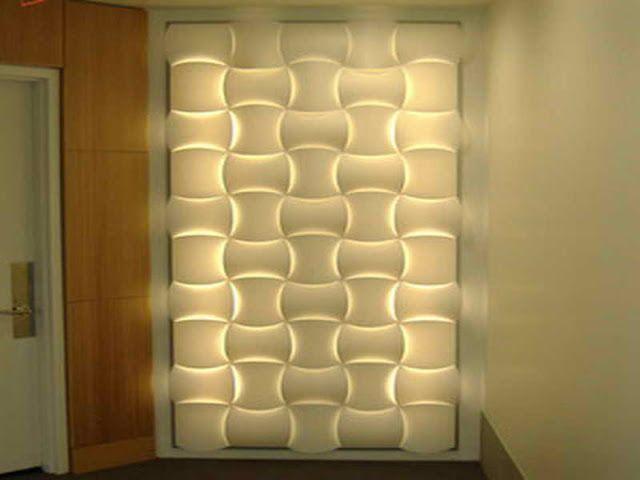17 best Lighting images on Pinterest | 3d wall panels, Home decor ...